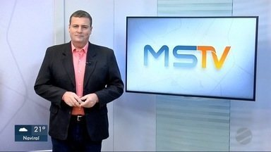 MSTV 1ª Edição Dourados de quinta-feira, 4 de junho de 2020 - Telejornal que traz as notícias locais, mostrando o que acontece na sua região com prestação de serviço, boletins de trânsito e previsão do tempo.