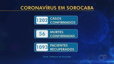 Casos de coronavírus suspeitos e confirmados na região de Sorocaba - As prefeituras da região de Sorocaba (SP) divulgaram novos casos de coronavírus nesta quinta-feira (4).