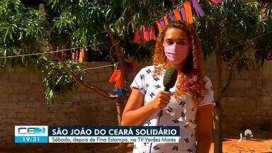 As atrações do São João do Ceará solidário - Saiba mais em: g1.com.br/ce