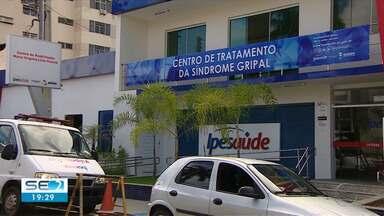 Ipesaúde estende funcionamento para pacientes com síndromes gripais até sábado - Alta demanda motivou prolongamento.