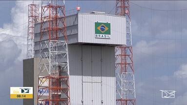 Mercado espacial movimenta $ 350 bilhões de dólares - Ministro da Ciência e Tecnologia, Marcos Pontes, realizou uma visita técnica ao Centro Espacial de Alcântara e segundo ele as atividades do CEA devem começar ainda este ano.