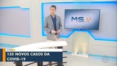 MSTV 1ª Edição Campo Grande- edição de sábado, 06/06/2019 - MS1