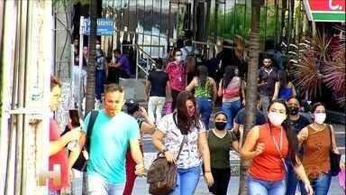 Dezoito setores do comércio no Ceará voltam às atividades na próxima segunda-feira (8) - Essa etapa do plano de retomada gradual da economia autoriza a abertura de comércios como livrarias, lojas de roupas e cosméticos, e parte da indústria. Todos com até 40% dos trabalhadores e seguindo os protocolos que garantam a segurança de clientes e funcionários.