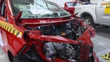 Teste de colisão: saiba como é avaliada a segurança - Conheça as regras do Latin NCap, que avalia carros brasileiros.
