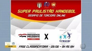 Junior Paschoalotto apresenta as notícias do esporte regional - Confira quais são os primeiros destaques do GloboEsporte.com.
