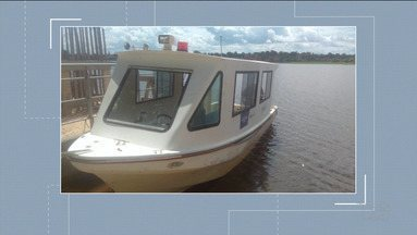 Paciente morre após problemas em embarcação no Maranhão - Segundo parentes da vítima, a embarcação por pouco não afundou no meio de um lago.