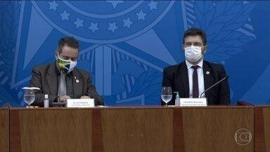 Ministério da Saúde volta a publicar dados completos da pandemia após determinação do STF - Ministro Alexandre de Moraes afirmou que a Constituição estabeleceu que a publicidade das informações é de absoluta prioridade na administração pública.