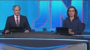 Jornal Nacional, Íntegra 10/06/2020 - As principais notícias do Brasil e do mundo, com apresentação de William Bonner e Renata Vasconcellos.
