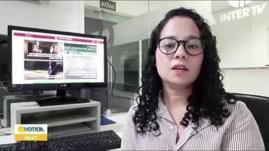 G1 Grande Minas destaca casos confirmados de Coronavírus em Taiobeiras - Portal tem atualizado número de casos dos municípios diariamente.
