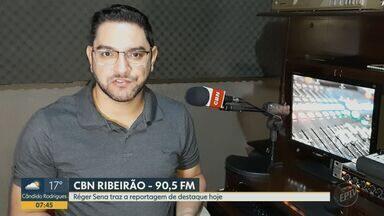 Quem colocar fogo em área urbana pode pagar multa em Ribeirão Preto, SP - Esse é um dos destaques da Rádio CBN Ribeirão.