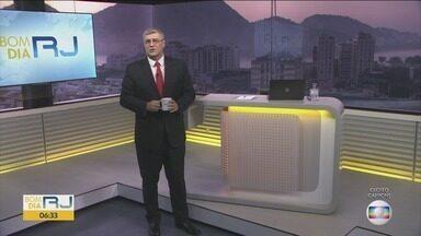 Bom Dia Rio - Edição de sexta-feira, 12/06/2020 - As primeiras notícias do Rio de Janeiro, apresentadas por Flávio Fachel, com prestação de serviço, boletins de trânsito e previsão do tempo.