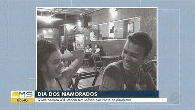Pandemia dificulta namoro à distância - Em Mato Grosso do Sul.