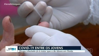 Festas clandestinas podem estar colaborando com aumento da Covid-19 em jovens - Grupo infectado já é maior que o de idosos.