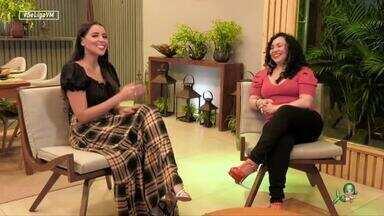 Eliane em papo musical no clima de São João - Niara Meireles conversa com a rainha do forró
