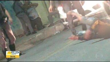14 policiais militares são afastados depois de ações violentas - Casos aconteceram na capital e em Barueri
