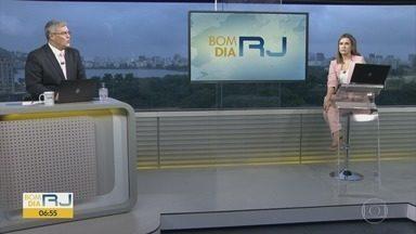 Bom Dia Rio - Edição de segunda-feira, 15/06/2020 - As primeiras notícias do Rio de Janeiro, apresentadas por Flávio Fachel, com prestação de serviço, boletins de trânsito e previsão do tempo.