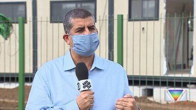 Secretário de saúde de S. José diz que nº de casos não tem relação com flexibilização - Veja a fala no vídeo.