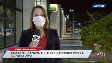 Edital de nova concessão do transporte em São José recebe sugestões até quarta - Veja as informações no link.