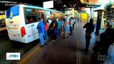 Empresa de ônibus de Goiânia resolve parar de funcionar alegando problemas financeiros - Caso será apurado.