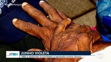 Policiais civis e voluntários levam doações para abrigos de idosos - Ação faz parte do Dia Mundial de conscientização da violência contra a pessoa idosa.