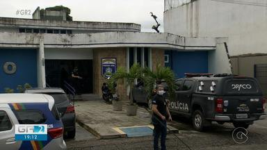 Operação policial investiga esquema de desvio de 132 milhões de prefeituras do estado - A operação foi desencadeada a partir de uma licitação com indícios de fraude na prefeitura de Petrolina