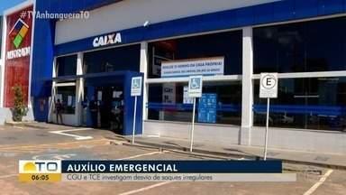 Levantamento identifica 4 mil servidores recebendo auxílio emergencial irregularmente - Levantamento identifica 4 mil servidores recebendo auxílio emergencial irregularmente