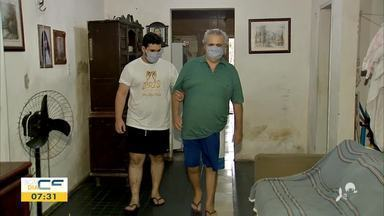Vítimas da Covid-19 precisam de cuidados médicos mesmo depois da alta hospitalar - Saiba mais em g1.com.br/ce