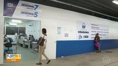 Agências do Trabalhador de Jaboatão voltam a abrir diariamente - Para conseguir ser atendido, é preciso agendar previamente pela internet.