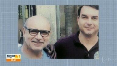 Fabrício Queiroz, ex-assessor de Flávio Bolsonaro, é preso em Atibaia - Ex-policial é suspeiot de participar de um esquema de corrupção na Assembleia Legislativa do RJ.
