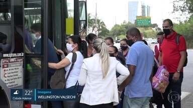 Covid-19 faz vítimas no transporte público - 14 profissionais do setor morreram de Covid-19; outros 31 óbitos são considerados suspeitos.