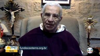 Fundação Terra é umas das instituições sociais de Pernambuco que recebem doações do IR - Padre Airton Freire criou a instituição há 34 anos.