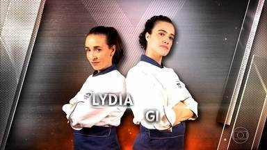 Lydia e Gi se enfrentam no primeiro duelo da noite - Duelo tem temática junina e a rapadura é o ingrediente escolhido
