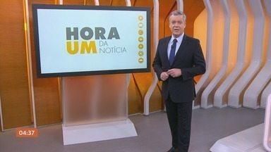 Hora 1 - Edição de sexta-feira, 26/06/2020 - Os assuntos mais importantes do Brasil e do mundo, com apresentação de Roberto Kovalick.