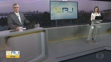 Bom Dia Rio - Edição de sexta-feira, 26/06/2020 - As primeiras notícias do Rio de Janeiro, apresentadas por Flávio Fachel, com prestação de serviço, boletins de trânsito e previsão do tempo.