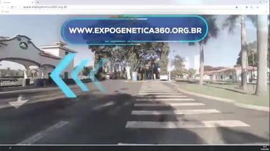 Expogenética ganha versão virtual em 2020 - Anualmente realizada em Uberaba, exposição não poderá ser presencial por conta da crise causada pelo coronavírus.