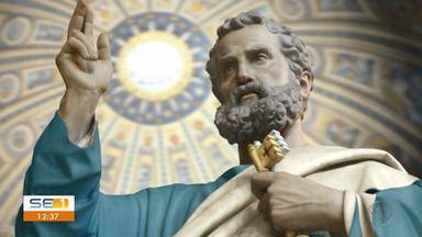 Conheça a história de São Pedro, santo celebrado no período junino - Conheça a história de São Pedro, santo celebrado no período junino.