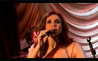 Marisa Orth ataca de cantora! - A atriz revela seu lado afinado para o Video Show. Imperdível!
