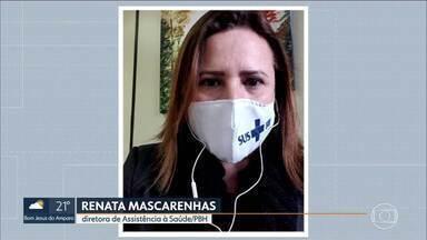 33 sem-teto são confirmados com coronavírus em Belo Horizonte - Sem-teto foram levados para isolamento e tratamento no Sesc Venda Nova. 6 deles precisaram ser internados.