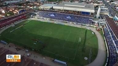 Futebol entra no clima junino com o 'Arraiá do Globo Esporte' - Veja na reportagem de Fernando Paiva.
