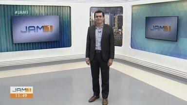 Jornal do Amazonas 1ª edição, segunda-feira - 29/06/2020 - Acompanhe os destaques do Amazonas.