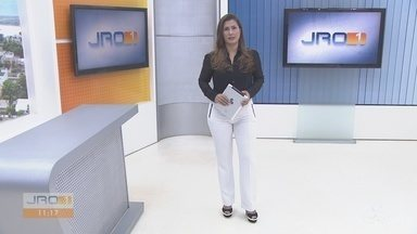 Confira a íntegra do JRO1 desta segunda-feira, 29 de junho - Jornal é apresentado por Yonara Werri.