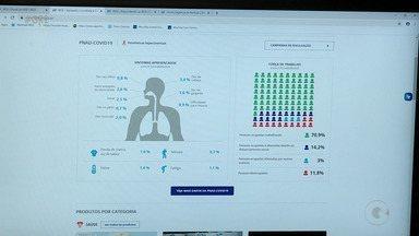 IBGE divulga primeiros resultados da PNAD Covid-19 - A PNAD buscou dados relacionados à saúde e os impactos da pandemia no mercado de trabalho.
