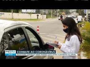Governador Valadares adota medidas para conter pandemia do coronavírus - Município tem mais de mil casos da doença confirmados.