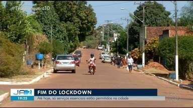 """Chega ao fim nesta segunda-feira (29) o """"lockdown"""" em Santa Terezinha do Tocantins - Chega ao fim nesta segunda-feira (29) o """"lockdown"""" em Santa Terezinha do Tocantins"""