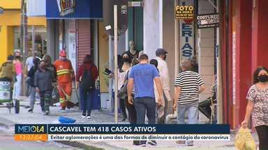 Situação do coronavírus em Cascavel - Cidade tem 2.785 casos confirmados e 47 mortes