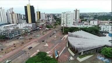 Cascavel, no oeste do Paraná, sofre com aumento de casos de coronavírus - Cascavel, no oeste do Paraná, sofre com aumento de casos de coronavírus