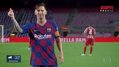 GOAT? Messi chega a 700 gols e entra na discussão de maior de todos os tempos - GOAT? Messi chega a 700 gols e entra na discussão de maior de todos os tempos