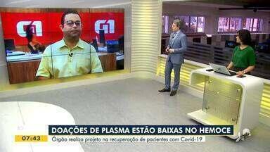 Gioras Xerez traz os destaques do G1 desta quinta-feira (2) - Saiba mais em g1.com.br/ce