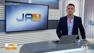 Confira os destaques do Jornal Anhanguera 1ª edição desta quinta-feira (2) - Operação que investiga superfaturamento na compra de testes de Covid-19 e auxílio-emergencial são alguns dos principais assuntos.