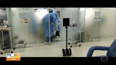 """""""O filme das nossas vidas': Tecnologia é aliada no combate ao coronavírus - Série de reportagens mostra como a tecnologia está ajudando durante a pandemia."""